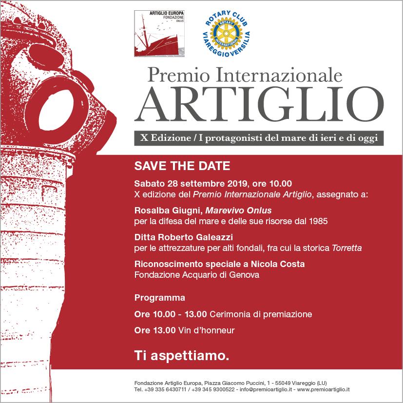 Premio Internazionale Artiglio - 10ma Edizione @ GH Principe di Piemonte